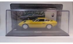 Maserati Khamsin 1973, масштабная модель, scale43, Leo Models