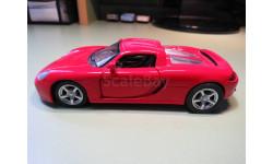 Porsche, масштабная модель, Kinsmart