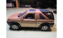 Land Rover, масштабная модель, Smart Toys