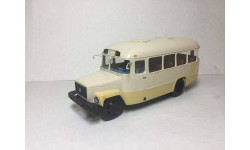 М 1:43. Автобус Кавз. Херсон-моделс, масштабная модель, scale43