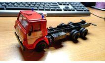 КамАЗ-53213 шасси, масштабная модель, Элекон, scale43