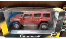 Hummer H3, масштабная модель, Cararama, 1:24, 1/24