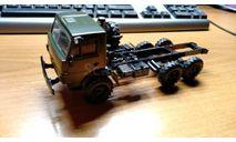 КамАЗ-4310 Шасси, масштабная модель, Элекон, scale0