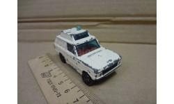 CORGI Juniors RANGE ROVER POLICE pat.№ 127808, масштабная модель, scale0