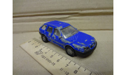 Машинка SIKU AUDI A6 AVANT, масштабная модель, Matchbox, scale0