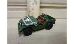 Corgi Juniors  Willys Jeep  Whizzwheels, масштабная модель, scale0