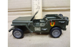 GAMA Jeep Willys  №904-5-6