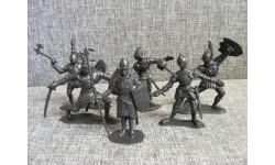 Солдатики Рыцари АРК Модел 1/32 копия ДЗИ