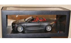BMW M4 Convertible gray, масштабная модель, Paragon Models, 1:18, 1/18