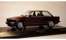 BMW 323 1982 (E30) red metallic, масштабная модель, Minichamps, 1:18, 1/18