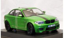 BMW 1-SERIES M COUPE 2-DOOR 2011 (LE 1 of 504 pcs), масштабная модель, Minichamps, scale18