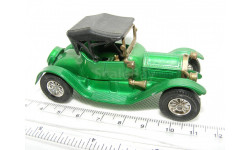 Машинка MATCHBOX Cadillac 1913 № Y 6, масштабная модель, scale0, Mercedes-Benz