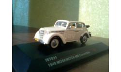 Москвич moskwitch 400 Convertible IST, масштабная модель, 1:43, 1/43