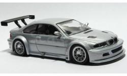 BMW M3 GTR, журнальная серия Полицейские машины мира (DeAgostini), 1:43, 1/43