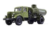 АЦ - 8 (МАЗ-200), масштабная модель, DeAgostini, scale43
