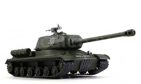 ИС-2 (1945г), масштабные модели бронетехники, Автолегенды СССР журнал от DeAgostini, scale43