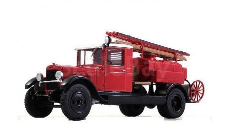 ПМЗ-2 (ЗИС-5), масштабная модель, ГАЗ, Наши грузовики, scale43