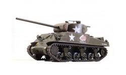 M4A3 (76mm) Sherman, масштабные модели бронетехники, DeAgostini, scale43