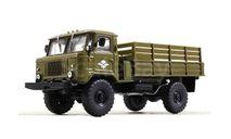 Газ 66, масштабная модель, Наши грузовики, scale43