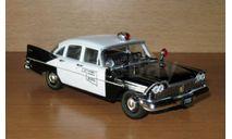 Plymouth Savoy, журнальная серия Полицейские машины мира (DeAgostini), scale43
