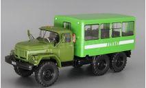 ЗИЛ-131 вахта, масштабная модель, Автолегенды СССР журнал от DeAgostini, scale43