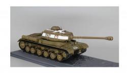 ИС-2, масштабные модели бронетехники, танк, DeAgostini, 1:43, 1/43