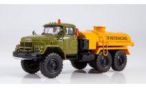 Легендарные грузовики СССР №30,  АТЗ-4,4-131, масштабная модель, ЗИЛ, MODIMIO, scale43