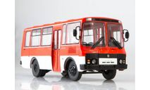 ПАЗ - 3205, масштабная модель, MODIMIO, scale43