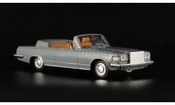 ЗИЛ-41044 без блистера, масштабная модель, Автомобиль на службе, журнал от Deagostini, scale43