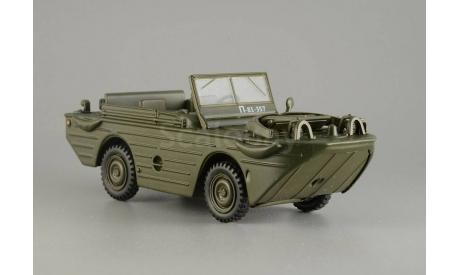FORG GPA, масштабная модель, Ford, Автолегенды СССР журнал от DeAgostini, scale43