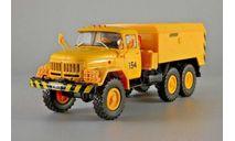 УМП-350 (ЗИЛ-131), масштабная модель, Автолегенды СССР журнал от DeAgostini, scale43