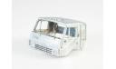 Шасси КамАЗ - 53212 (без надстройки), сборная модель автомобиля, AVD Models, scale43