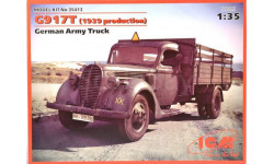 Ford G917T (1939 production), German Army Truck