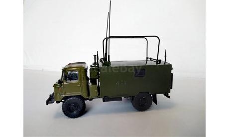 КШМ Р-142Н (66) на базе ГАЗ-66, масштабная модель, Конверсии мастеров-одиночек, scale43