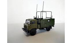 КШМ Р-142Н (66) на базе ГАЗ-66, масштабная модель, Конверсии мастеров-одиночек, 1:43, 1/43