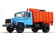 КО-413 (шасси ГАЗ-3307) , 1/43, масштабная модель, DeAgostini, scale43