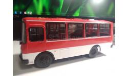 ПАЗ - 3205 скидка, масштабная модель, MODIMIO, 1:43, 1/43