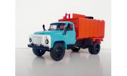 КО- 413 (ГАЗ-53) голубая кабина