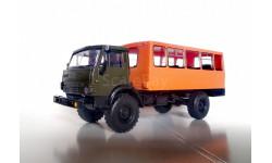 Вахтовый автобус НЕФАЗ-42111 (4326), кабина хаки