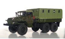УРАЛ-375 тентованная кабина с тентом, масштабная модель, Конверсии мастеров-одиночек, scale43