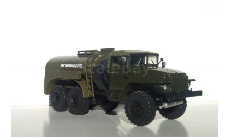 ТЗ-5 (шасси УРАЛ-375 тентованная кабина), масштабная модель, Конверсии мастеров-одиночек, scale43