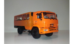Вахтовый автобус НЕФАЗ-42111 (43502), кабина рестайлинг, вариант 2