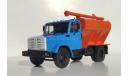 ЗСК 10 на шасси ЗиЛ-4333, 1/43, масштабная модель, Конверсии мастеров-одиночек, scale43