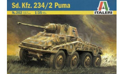 Sd. Kfz.234/2 Puma