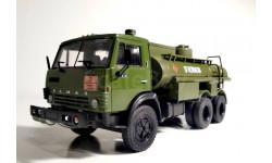 С РУБЛЯ!!! АЦ-9 (КамАЗ-5320) 'Опасный груз', НЕ ЭЛЕКОН