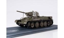 Т-34-76, масштабные модели бронетехники, DeAgostini, scale43