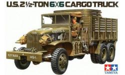 Американский 2,5-тонный трехосный грузовик 6x6