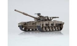Т-64Б, масштабные модели бронетехники, танк, DeAgostini, scale43