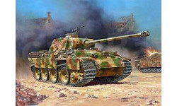 Немецкий танк Т-V 'Пантера'