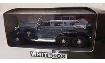Mercedes-Benz G4 (W31), 1938, масштабная модель, WhiteBox, scale43